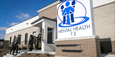 picture of a texas mental health center